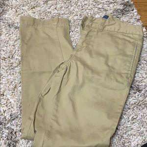 Polo by Ralph Lauren boys sz 8 khaki pants